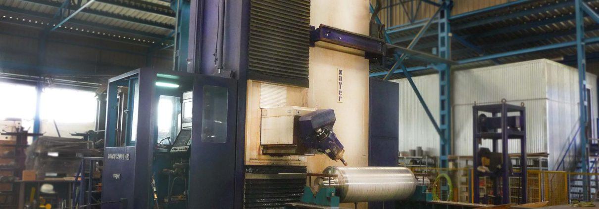 Domenech Mahcinery Taller mecanizado