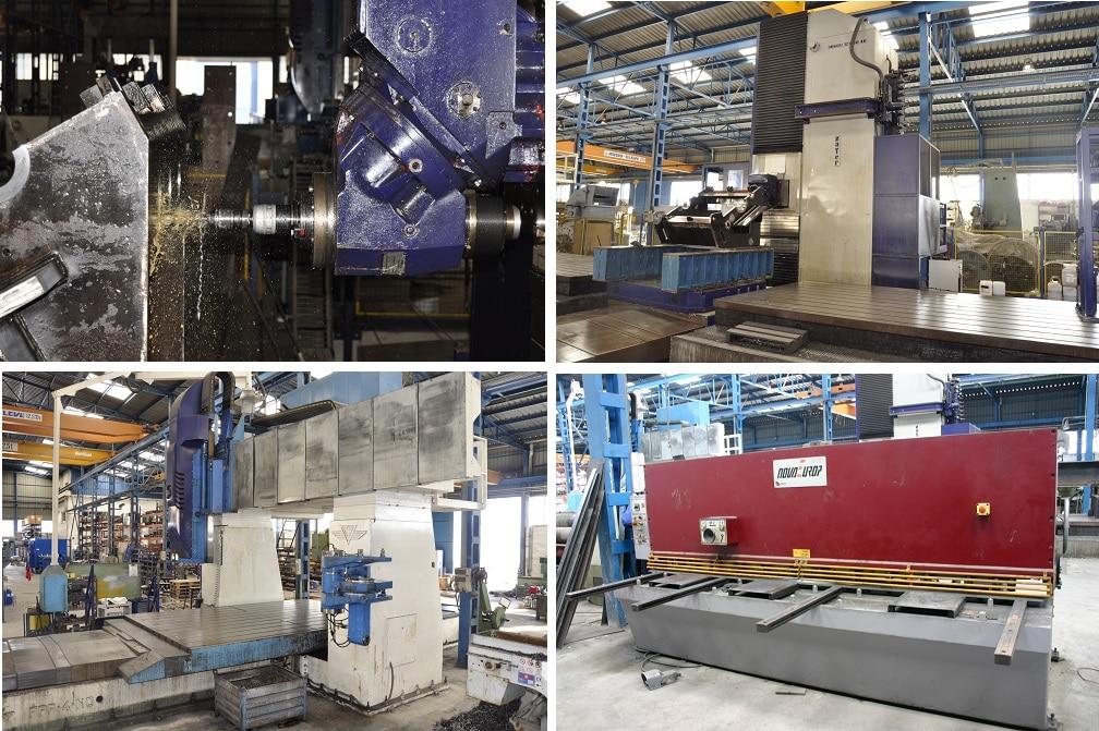 taller de mecanizado